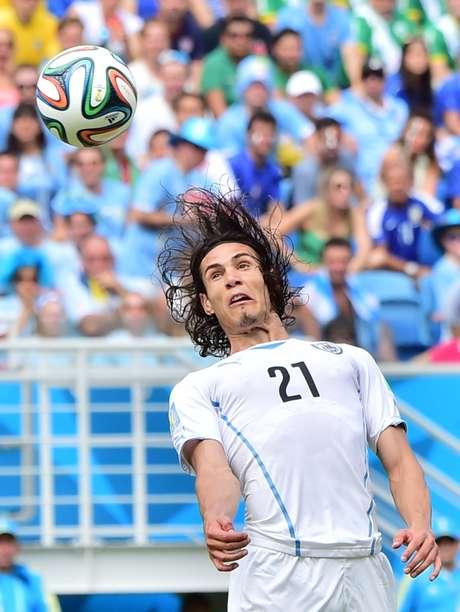 <p>Cavani ter&aacute; a responsabilidade de liderar o ataque o uruguaio</p>