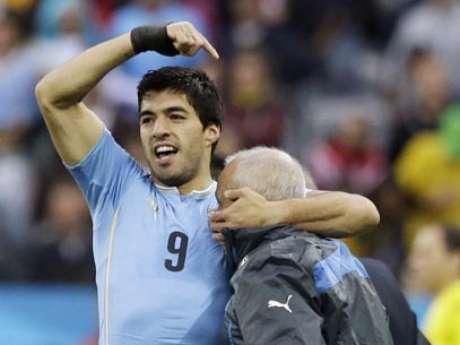 <p>Suárez pode reforçar o Barcelona na próxima temporada</p>