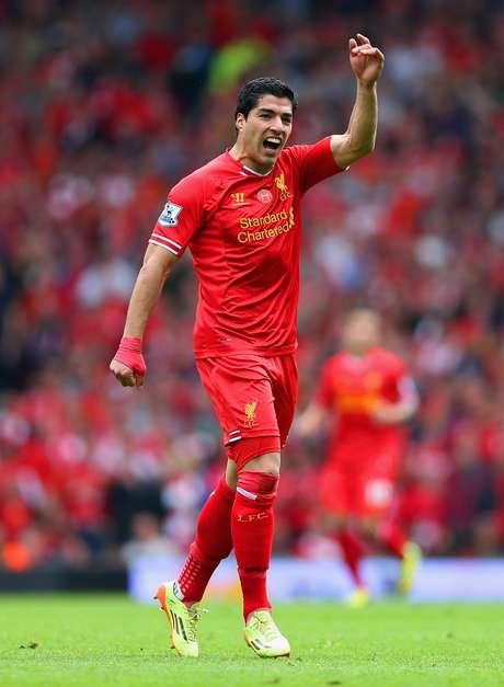 Suárez pode trocar o Liverpool pelo Barcelona