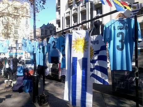 <p>Mesmo sem Luis Suárez, uruguaios acreditam em classificação para as quartas de final</p>