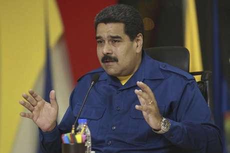 """<p>""""Enviamos da Venezuela um abraço de consolo e esperança aos nossos irmãos do Brasil"""", disse o presidente venezuelano</p>"""