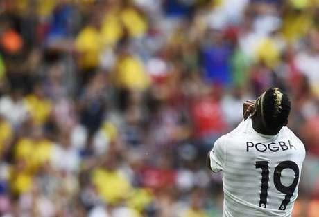 <p>Pogba é decisivo e põe a França nas quartas de final</p>