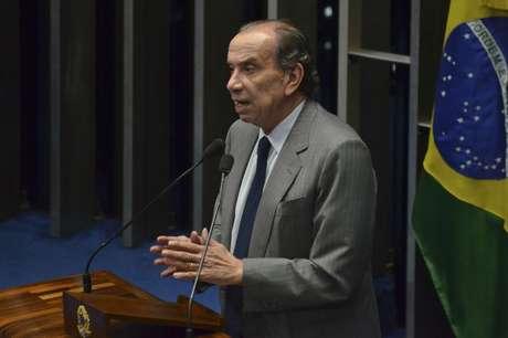<p>Aloysio foi deputado estadual e federal e chegou a concorrer àprefeitura de São Paulo</p>