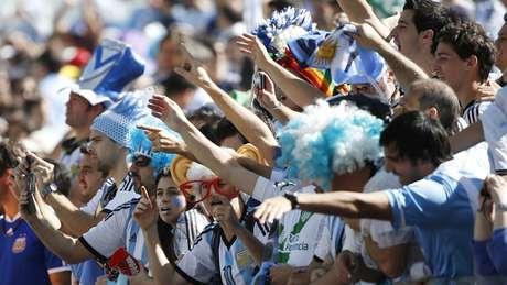 <p>Jogos da Argentina superam os jogos da Seleção Brasileira em ocupação na Copa</p>