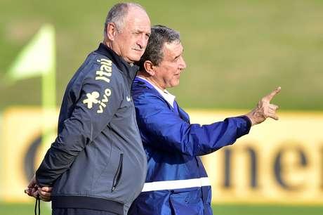 <p>Felipão diz que se arrepende de não ter chamado mais um jogador com característica diferente do que tem no elenco da Seleção Brasileira</p>