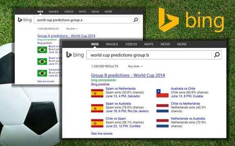 Se acertar os placares das quartas de final, Cortana poderá passar o Polvo Paul, principal adivinhador da Copa do Mundo de 2010
