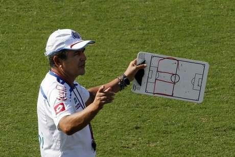<p>Jorge Luis Pinto não é mais o treinador da Costa Rica</p>
