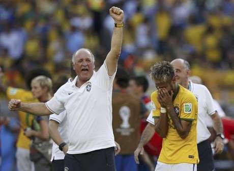 <p>Técnico Luiz Felipe Scolari rebateu as críticas em torno da conversa informal que teve com seis jornalistas na última segunda-feira</p>