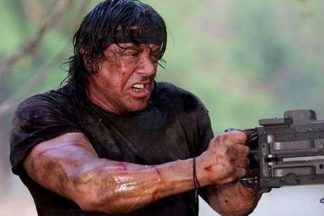 O ator também ficou famoso pelo trabalho em 'Rambo'