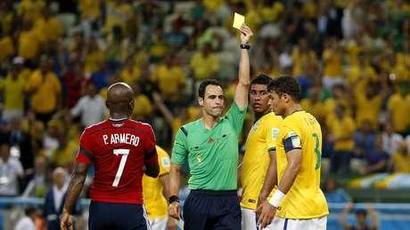 <p>Capitão foi suspenso para a semifinal contra a Alemanha</p>