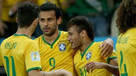 <p>Fred deveria ser o homem de referência no ataque da Seleção Brasileira, no entanto, o jogador marcou apenas um gol na Copa do Mundo, contra Camarões, e se tornou alvo de muitas críticas por suas atuações discretas. No último jogo da Seleção, ele ficou no banco</p>