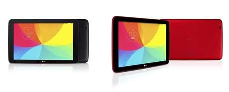 Novo tablet virá nas cores vermelha e preta e terá bateria de 8.000 mAh