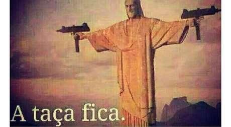 Uma das maiores humilhações da história da Seleção Brasileira provocou um festival de memes; a derrota por 7 a 1 para a Alemanha, que fez cinco gols só no primeiro tempo no Mineirão, rendeu as mais diversas piadas envolvendo Fred, Dilma, Bernard, a ausência de Neymar, personagens de novela, etc; veja
