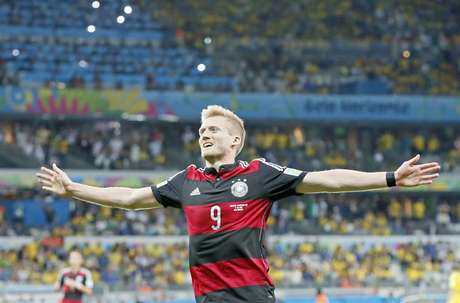 Alemania se inspiró en Flamengo: en su fútbol y uniforme.