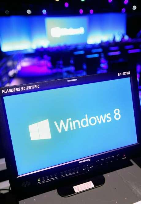 <p>Windows 8</p>