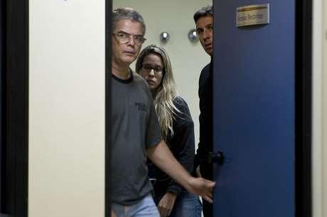 <p>Marcelo Pavão foi um dos presos por integrar esquema de venda ilegal de ingressos da Copa</p>