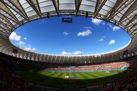 Beira-Rio recebeu cinco jogos da Copa do Mundo