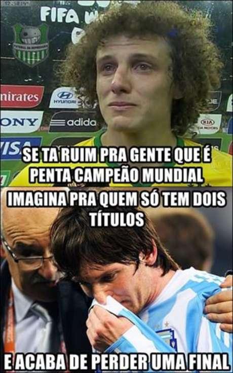 Argentina é Vice E Brasil Ameniza Fiasco Na Copa Com Memes