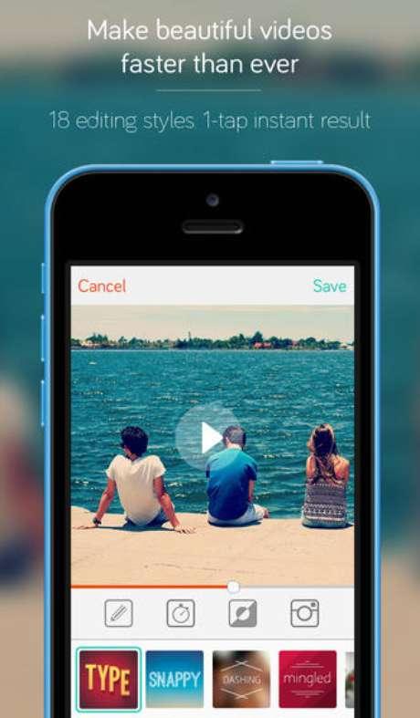 Aplicativo consegue estabilizar vídeos tremidos no iPhone