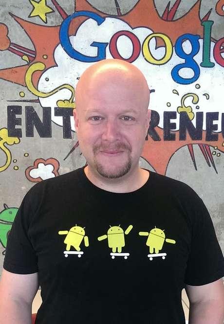 <p>Amir Shevatlidera a iniciativa do Google Launchpad que chega a sua quarta edição no Rio</p>