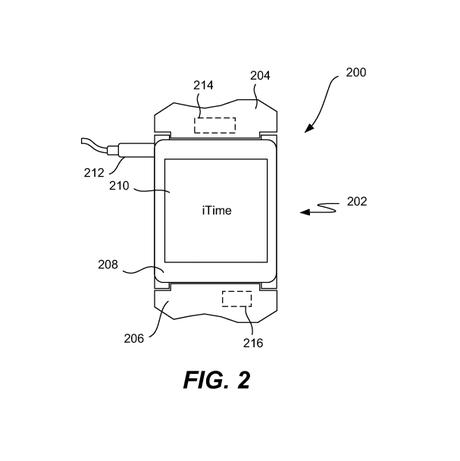 <p>Diferente de &quot;iWatch&quot;, desenhos registrados mostram o nome &quot;iTime&quot; para o smartwatch da marca</p>
