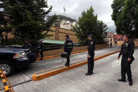 Balacera en sanborns de san miguel chapultepec deja 1 herido for Sanborns de los azulejos tiene estacionamiento