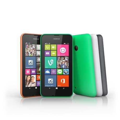 Lumia 530 com dual SIM chega ao Brasil até setembro