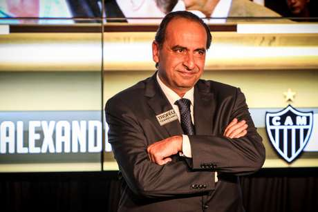 Ex-presidente do Atlético-MG diz que sofreu complô de 5 clubes dentro da Liga
