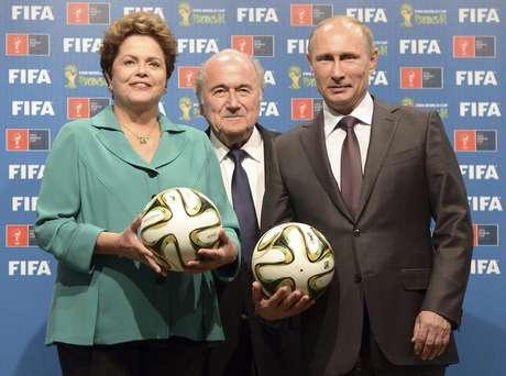 Dilma garante que Copa do Brasil está limpa