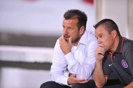 """Cebola era o """"braço direito"""" de Dunga no Inter"""