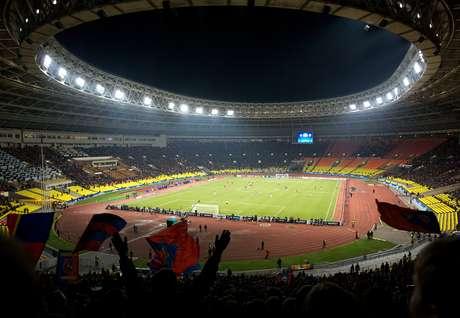 Estádio Luzhiniki será um dos principais estádios usados na Copa de 2018