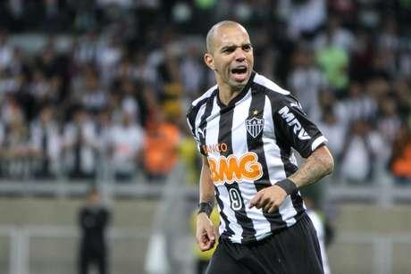 <p>Em ótima fase, Diego Tardelli pode ser alternativa de Dunga no ataque</p>