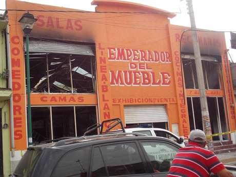 Cierran negocios en neza y chimalhuac n por extorsiones - San agustin muebles ...
