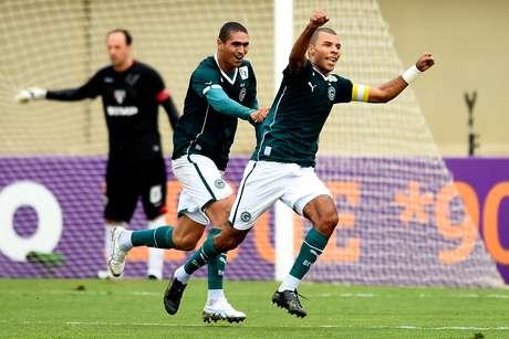 Goiás não havia balançado as redes nos últimos três jogos no Campeonato Brasileiro