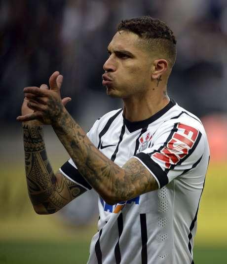 <p>Guerrero desfalcará Corinthians</p>
