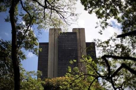 Sede do Banco Central, em Brasília. 15/01/2014.