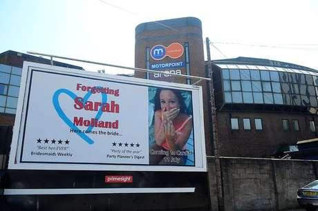 <p>Noiva é ex-estudante da Universidade de Cardiff e retornou à cidade apenas para a sua despedida de solteira</p>