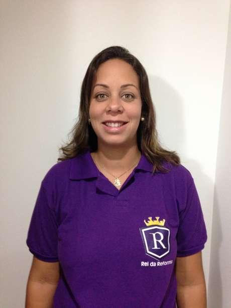 A engenheira civil Maiane Chachá abriu uma franquia da rede Rei da Reforma em Recife e afirma que a área em que atua está desmistificando o preconceito contra as mulheres
