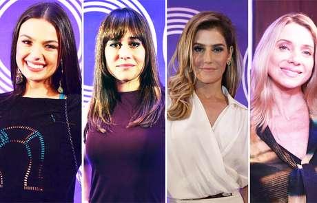 """<p>Isis Valverde, Alessandra Negrini, Deborah Secco e Letícia Spiller estão na seleção de beldades da nova novela global """"Boogie Oogie""""</p>"""