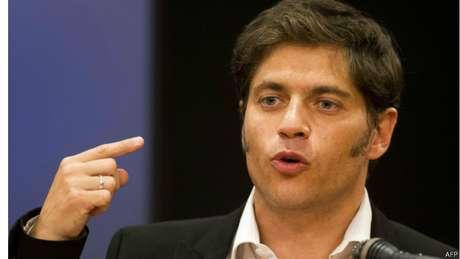O ministro é uma das figuras mais comentadas pelos argentinos no Twitter. Em um mês, seu marcante sobrenome foi citado 100 mil vezes