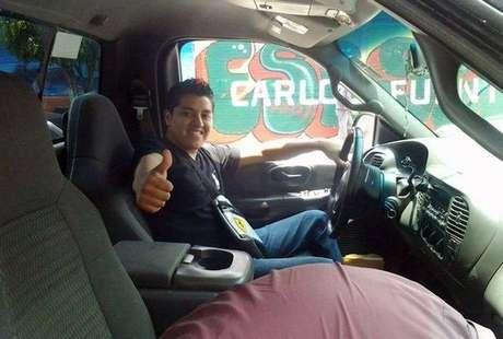 Óscar Otero Aguilar, em foto no Facebook