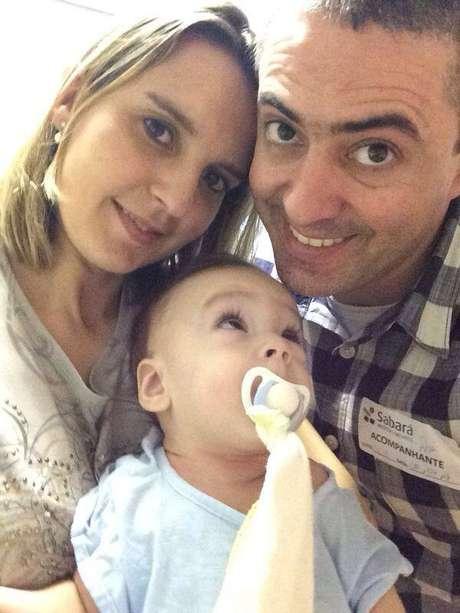 A família do Pedrinho escolheu o Jackson Memorial Medical Center, em Miami, para o transplante de intestino