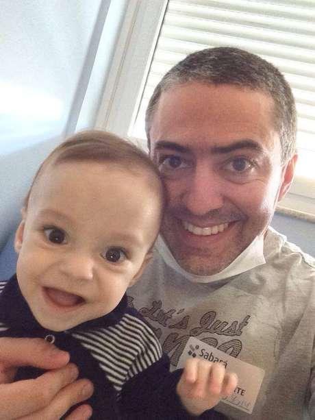 A família de Pedrinho segue em campanha para arrecadar o valor para o tratamento, que tem custo superior a US$ 1 milhão (mais de R$ 2,4 milhões)