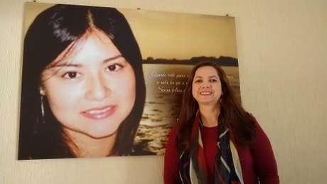<p>A fisioterapeuta Carmen Martins Leme, em homenagem &agrave; Joyce de Mello Yamato, (na foto), ergueu em 2011 um Centro de Reabilita&ccedil;&atilde;o Neurol&oacute;gica com o nome da amiga (Cerenejmy), em Mogi das Cruzes, S&atilde;o Paulo</p>