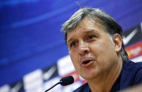 <p>Martino deve comandar Argentina pelos próximos quatro anos</p>