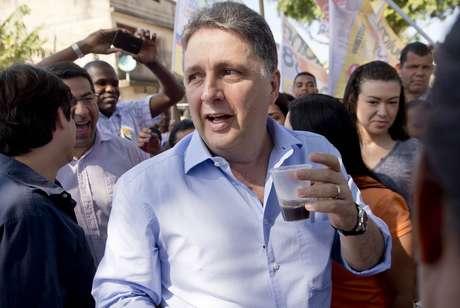 <p>Anthony Garotinho &eacute; candidato ao governo do Rio de Janeiro</p>