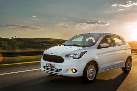 <p>Ford convoca recall do Novo Ka</p>