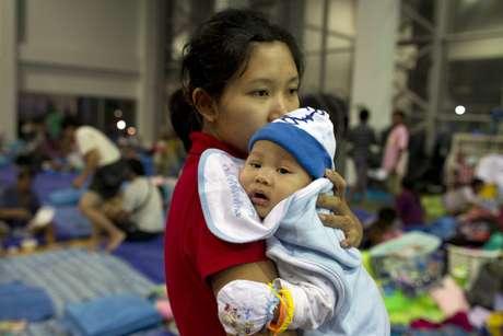 Muitos casais vão atrás de barrigas de aluguel na Tailândia (foto de arquivo)