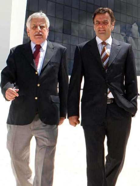 <p>Aécio Cunha morreu no mesmo dia em que Aécio Neves conquistou a vitória nas eleições de 2010</p>