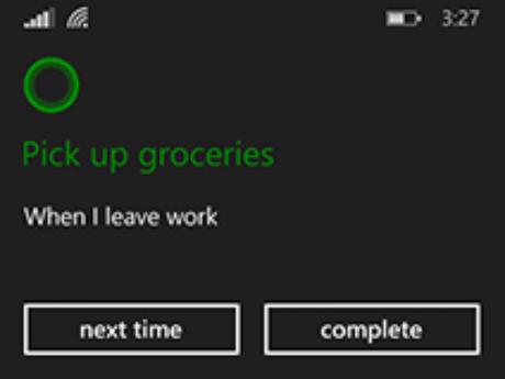 <p>Assistente virtual Cortana pode ser integrada ao Windows 9</p>